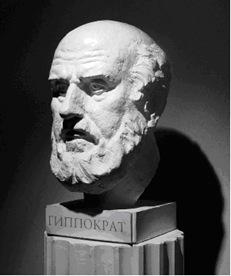 Hipokrat i ćelavost