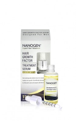 NANOGEN Hair Growth Treatment Serum za muškarce 30ml