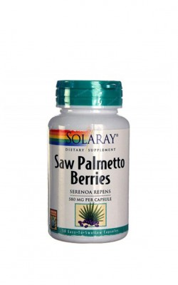Saw Palmetto (Sabal palma) Solaray 50 kapsula